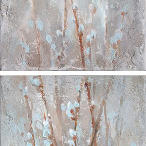 Willow. Diptych 50×23,5. 2015