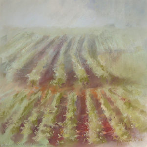 Виноградники  Vineyards 53×53. 2008