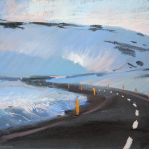 Iceland. Roads 1 21×31. 2014