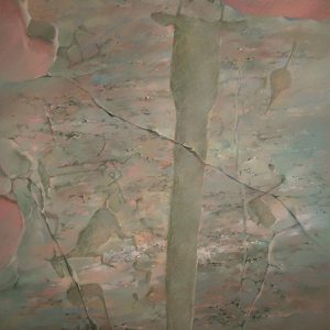 Petroglyph 2 100×80. 2005