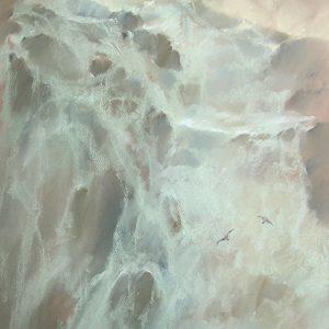 Пыль Кутсаёки Ketsueki mist 100×60. 2008