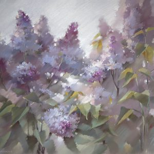 Lilac 60×80. 2014