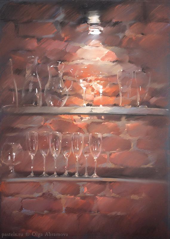 Wall 86x63. 2011
