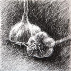 Garlik 13×13. 2014