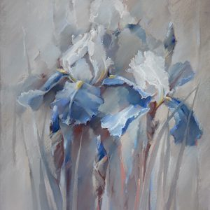 Iris 32 65×50. 2016