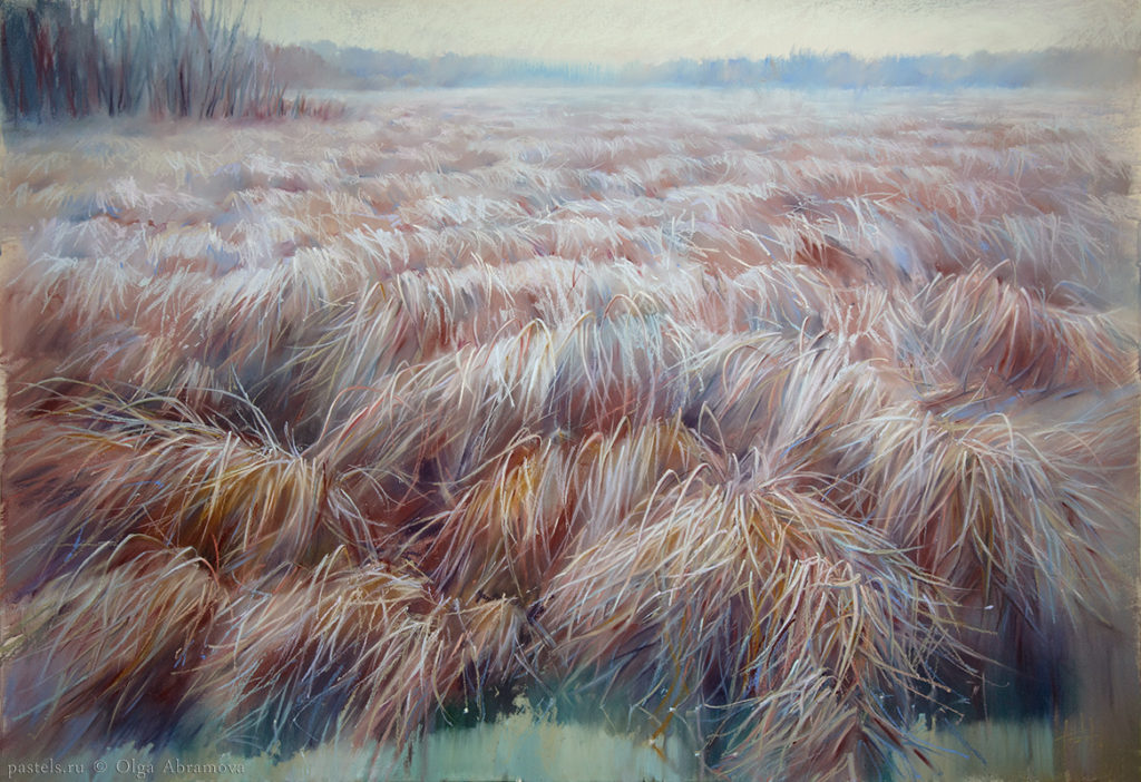 Terracotta field 100x145-2016