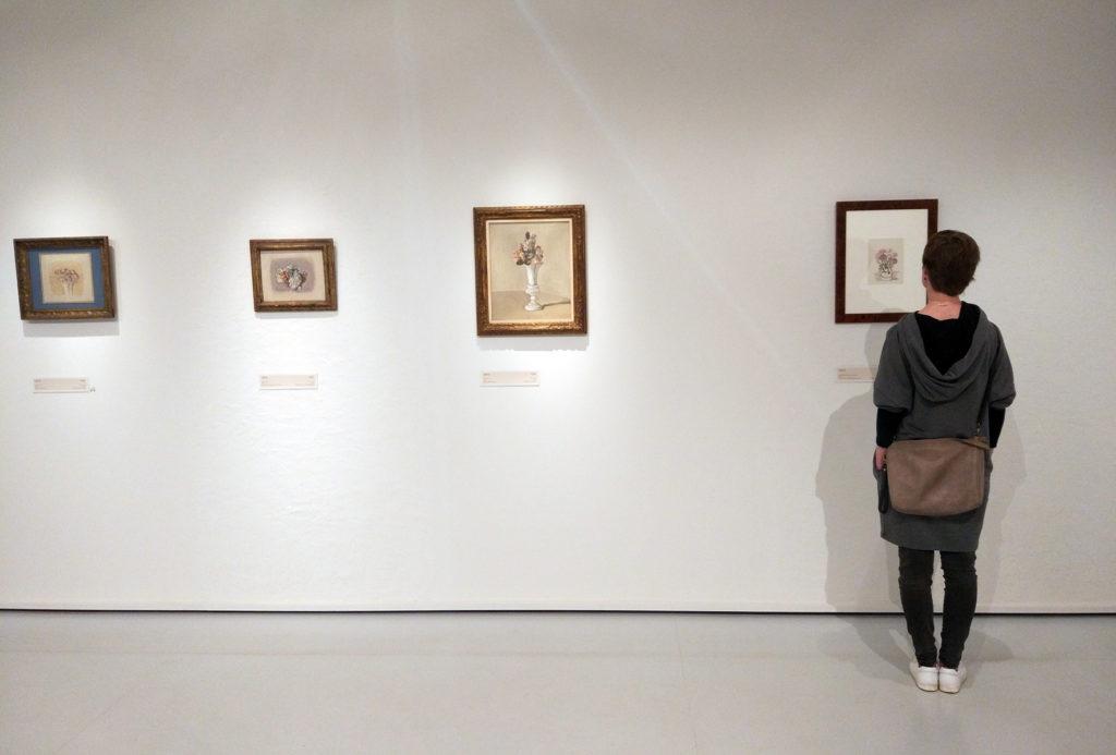 выставка Моранди
